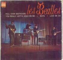 Beatles - Roll Over Beethoven/you Really Gotta Hold On Me/boys/love Me Do