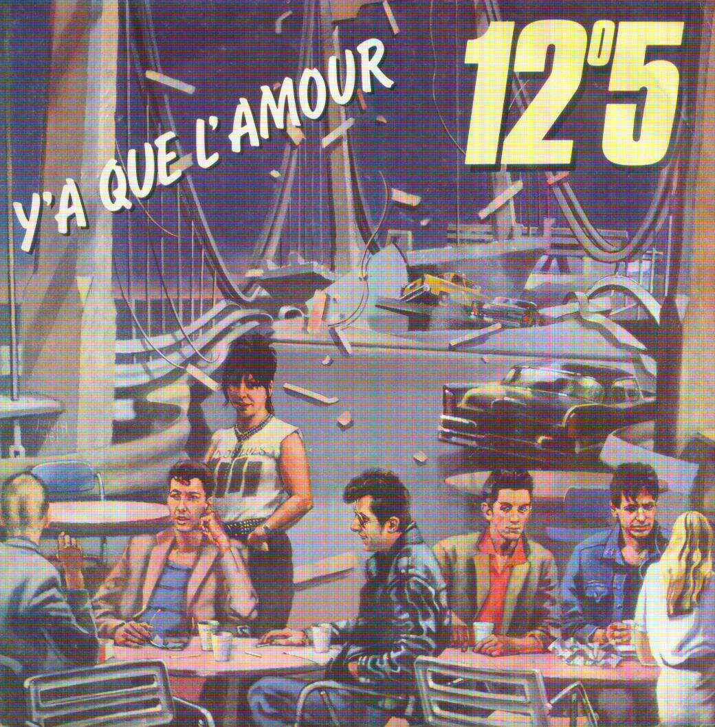 12° 5 Y'a que l'amour/Manipulations