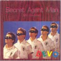 Devo - Secret Agent Man / Soo-bawlz