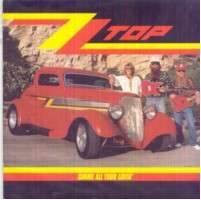 Zz Top - Gimme All Your Lovin/if I Could Only Flag Her Down Record