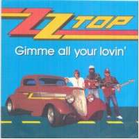 Zz Top - Gimme All Your Lovin/if I Could Only Flag Her Down CD