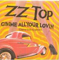 Zz Top - Gimme All Your Lovin/if I Could Only Flag Her Down LP
