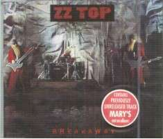 Zz Top - Breakaway(edited Version/mary's(unreleased Track Not On Antenna Lp)/...(album Version))