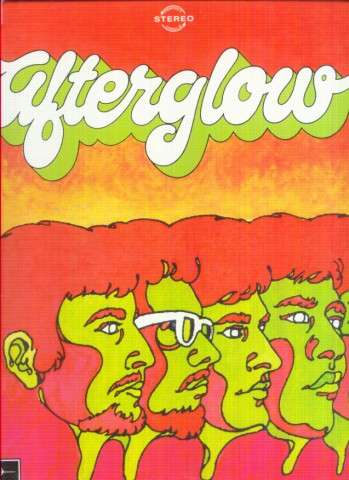 AFTERGLOW AFTERGLOW + BONUS TRACKS - SELF TITLED [VERY RARE STUFF]
