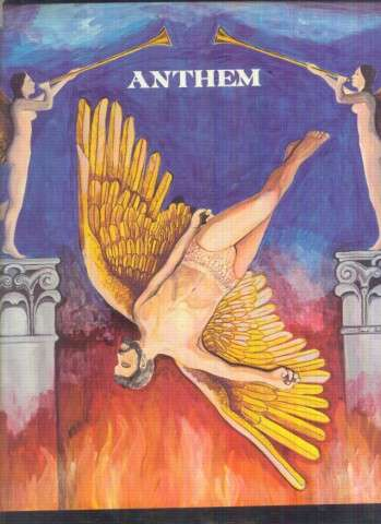 ANTHEM ANTHEM - SELF TITLED [VERY RARE STUFF]
