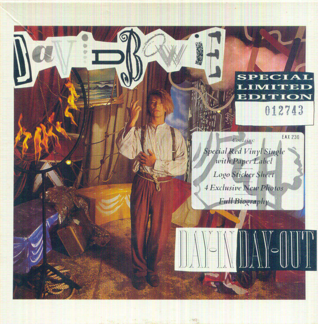David Bowie - Day In Day Out / Julie