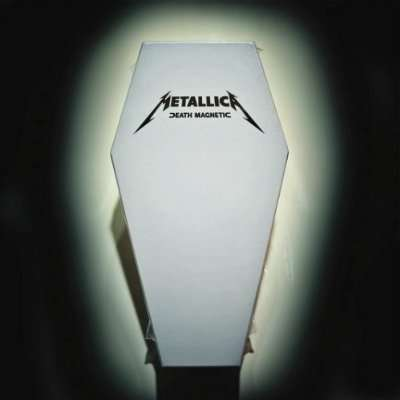 Metallica - Death Magnetic (box Set Collector 3 Cd Coffin/cerceuil)