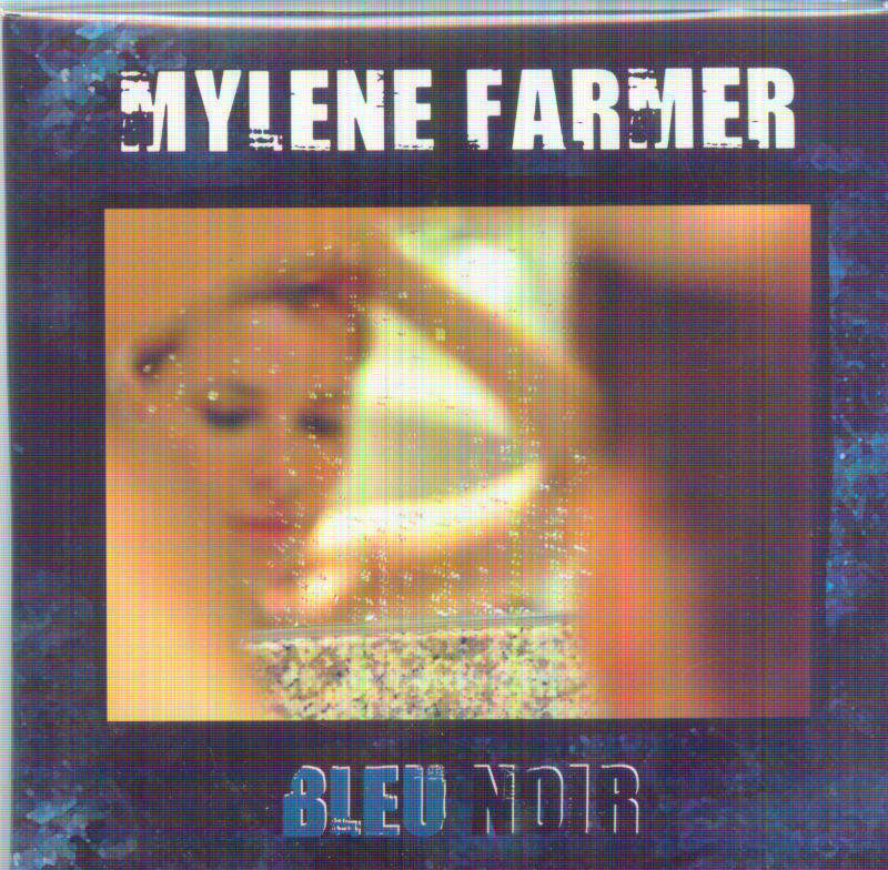 MYLENE FARMER BLEU NOIR - DIGIPACK