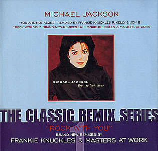 Michael Jackson - You Are Not Alone - Brand New Remixes (r Kelly)