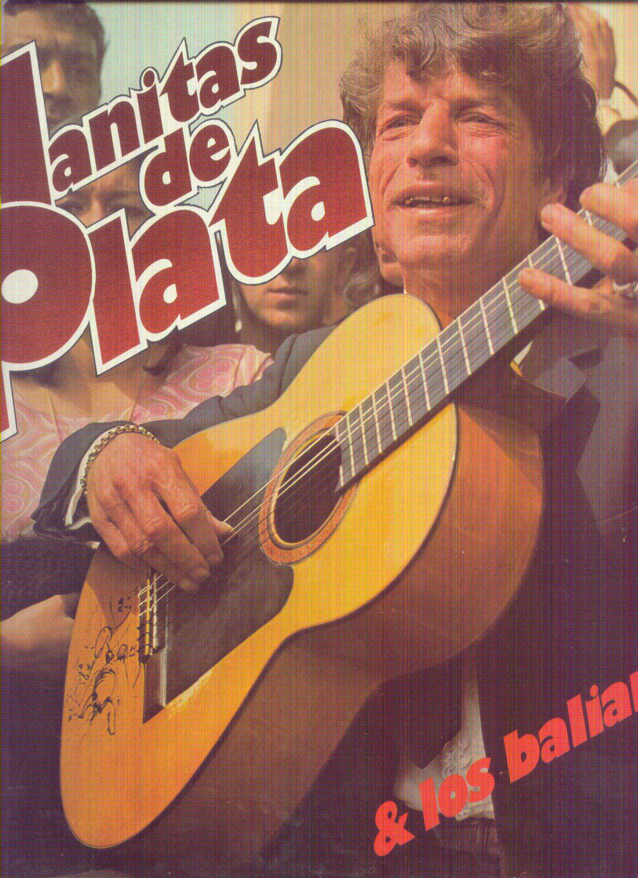 MANITAS DE PLATA MANITAS DE PLATA & LOS BALIARDOS