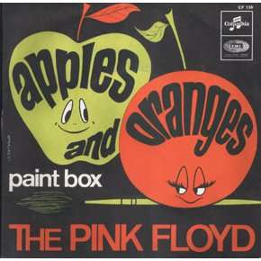 Pink Floyd - Apple And Oranges / Paintbox