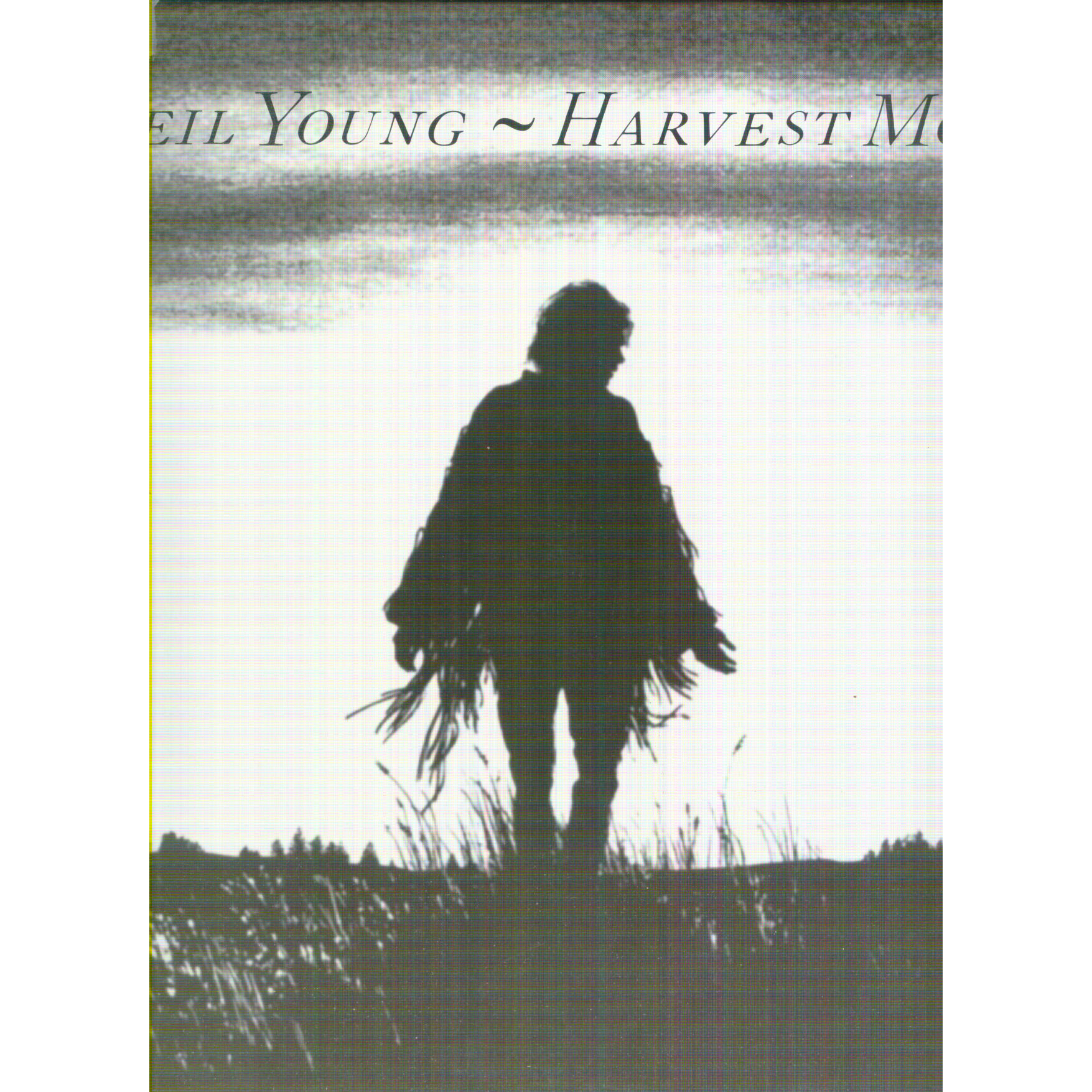Neil Young / Jack Nitzsche - Harvest Moon Album
