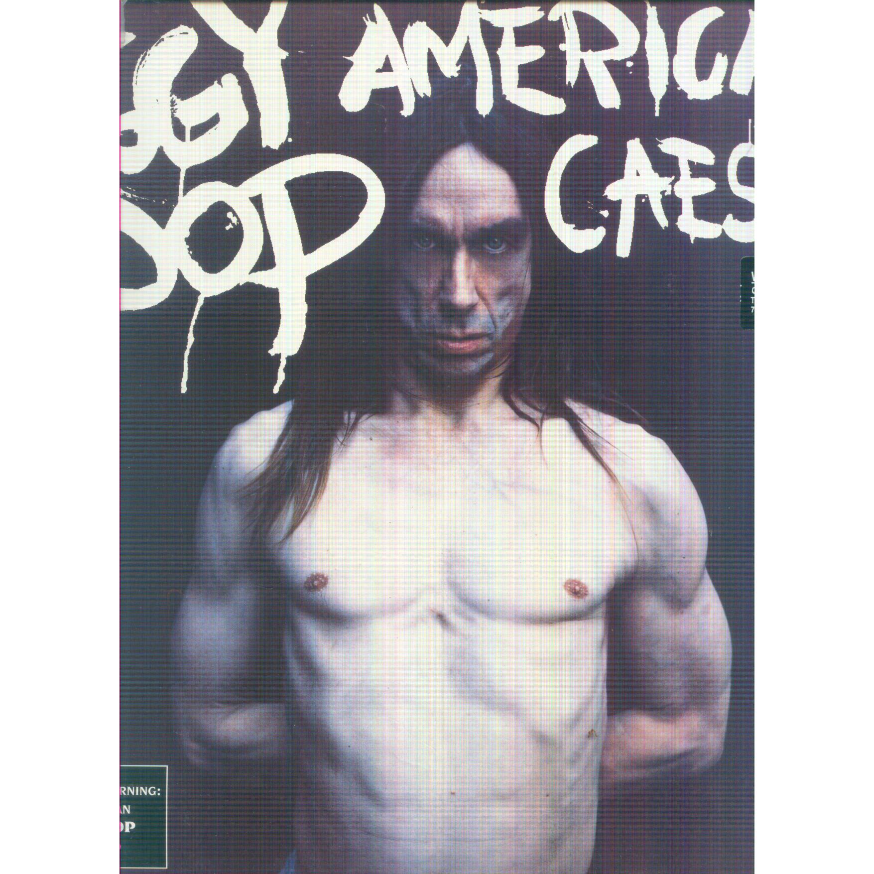 Исполнитель Iggy Pop Альбом American Caesar Жанр Rock Год выпуска