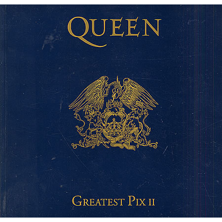 Greatest Pix Ii - Queen