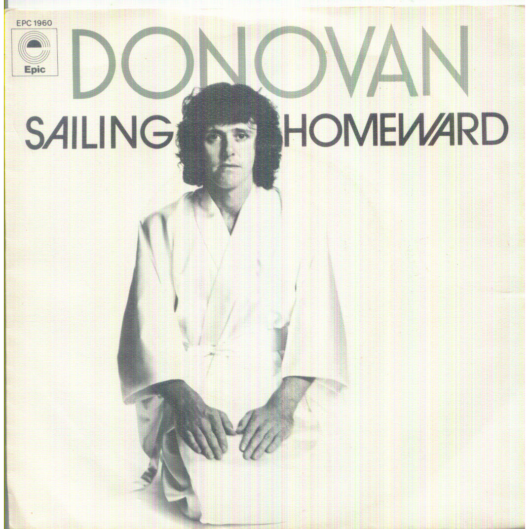 Donovan - Sailing Homeward / Yellow Star