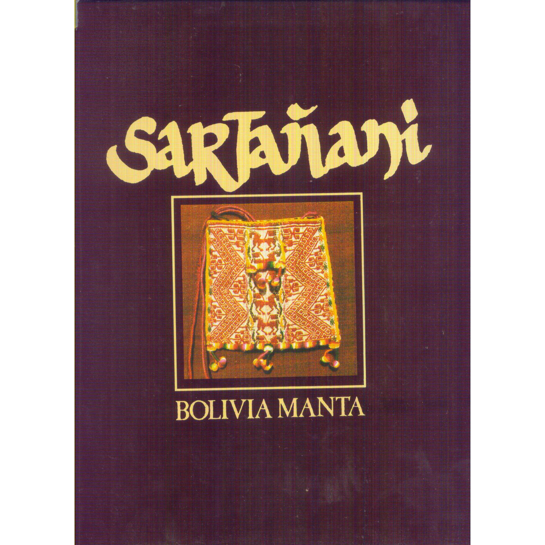 BOLIVIA MANTA SARTANANI