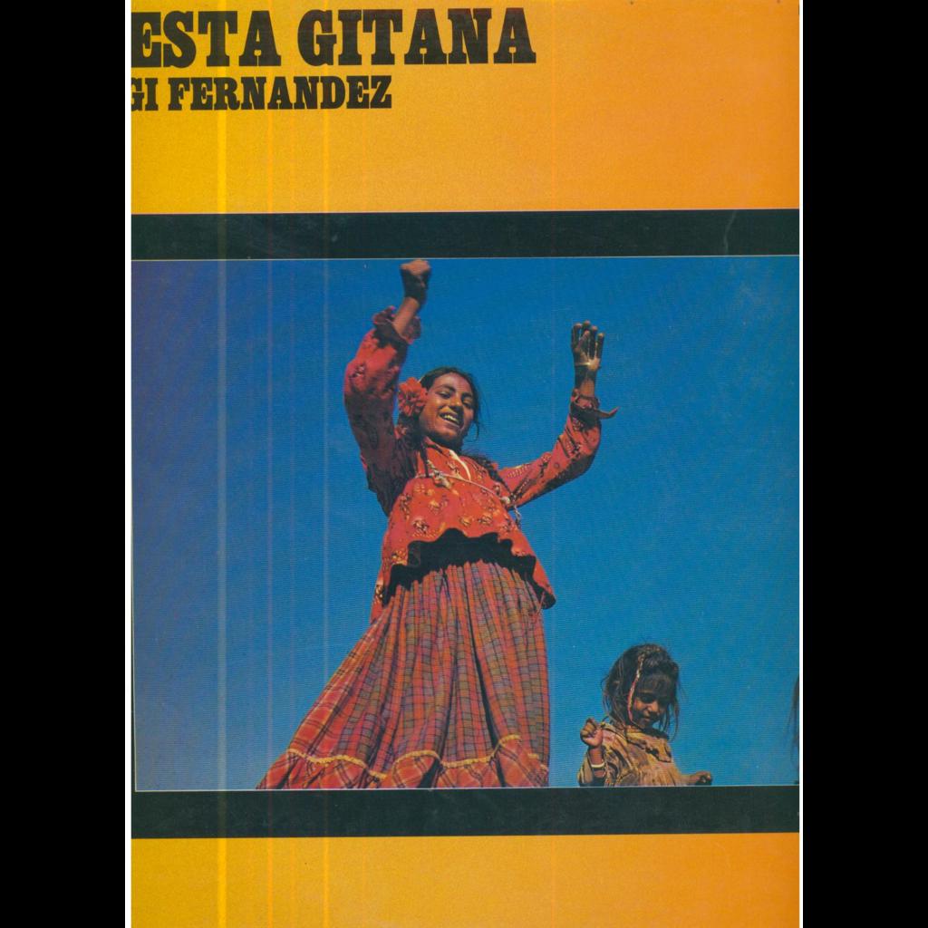 LUIGI FERNANDEZ FIESTA GITANA - VOLUME 6