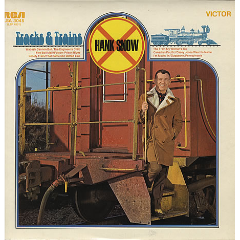 Tracks & Trains - Hank Snow