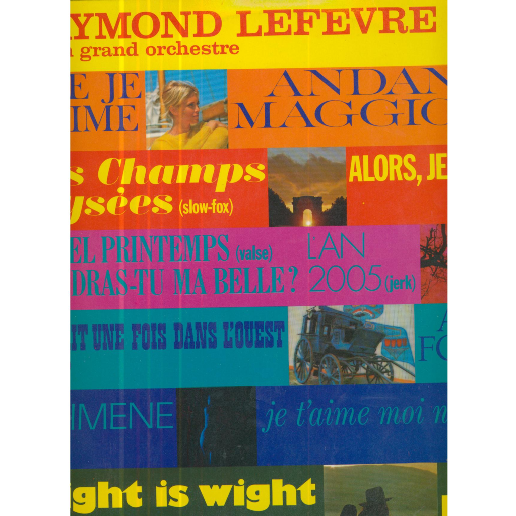 RAYMOND LEFEVRE RAYMOND LEFEVRE - N°10