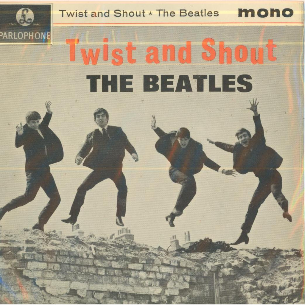 Beatles - Twist And Shout/a Taste Of Honey/do You Want To Know A Secret/there's A Place