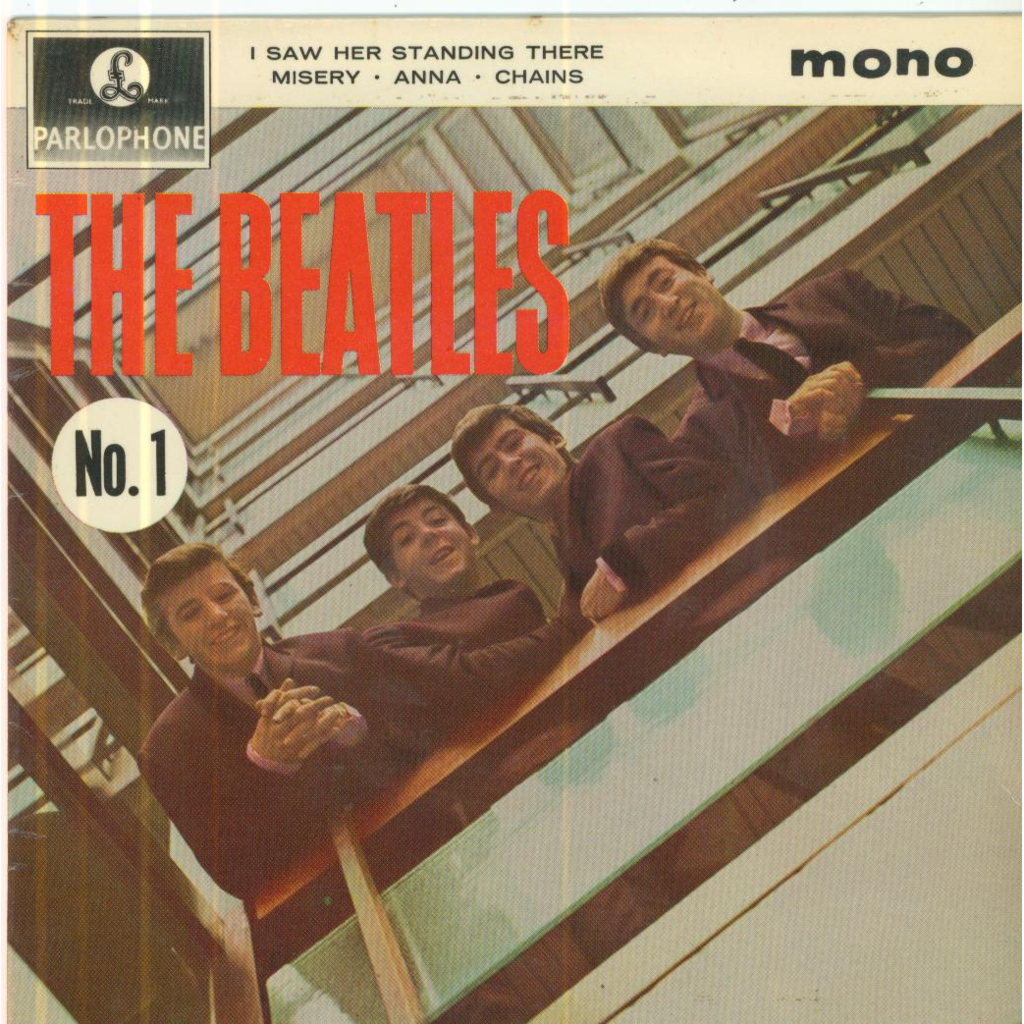 THE BEATLES I SAW HER STANDING THERE/MISERY/ANNA (GO TO HIM)/CHAINS