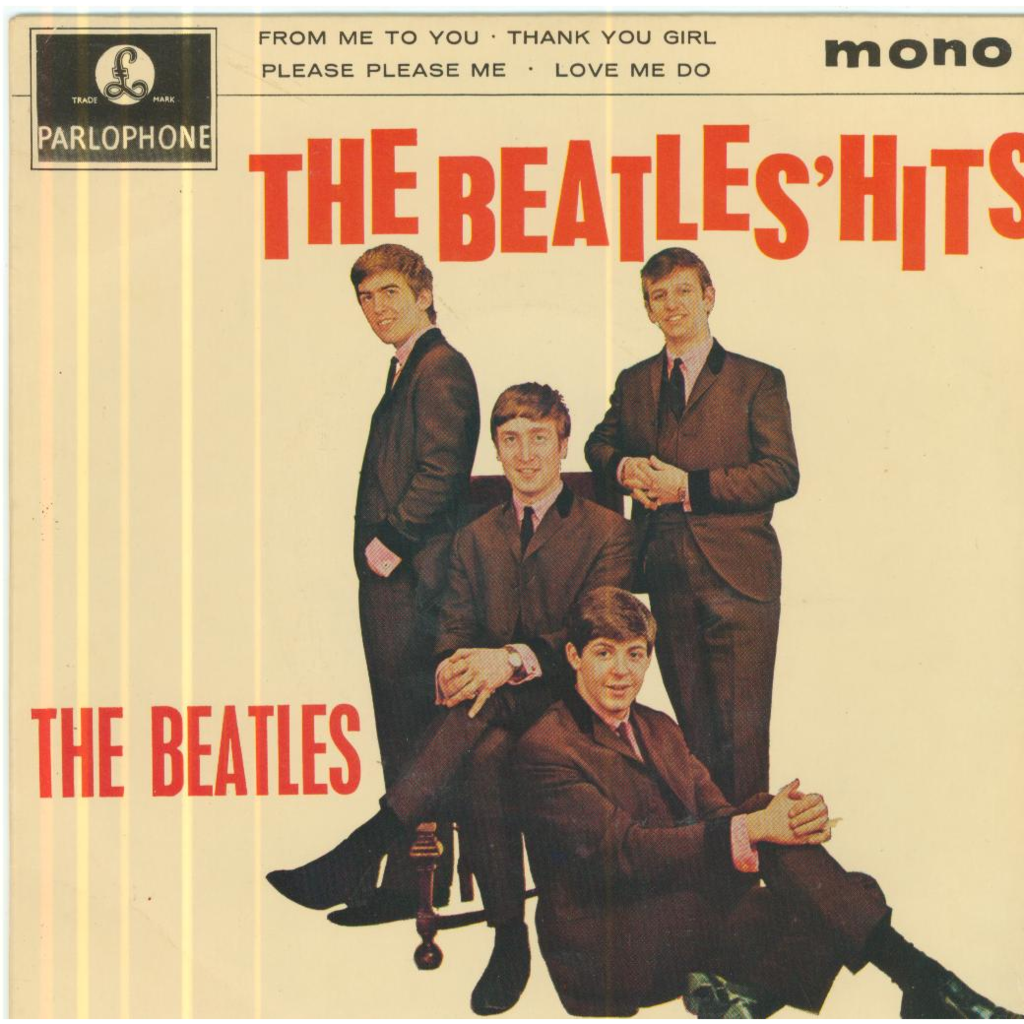 THE BEATLES From me to you/Thank you girl/Please please me/Love me do