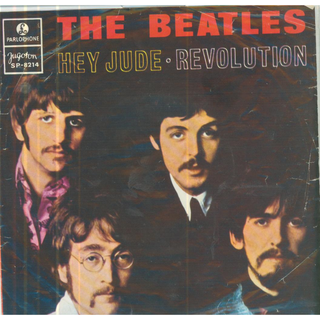 Hey Jude The Beatles Again February 26 1970 Apple