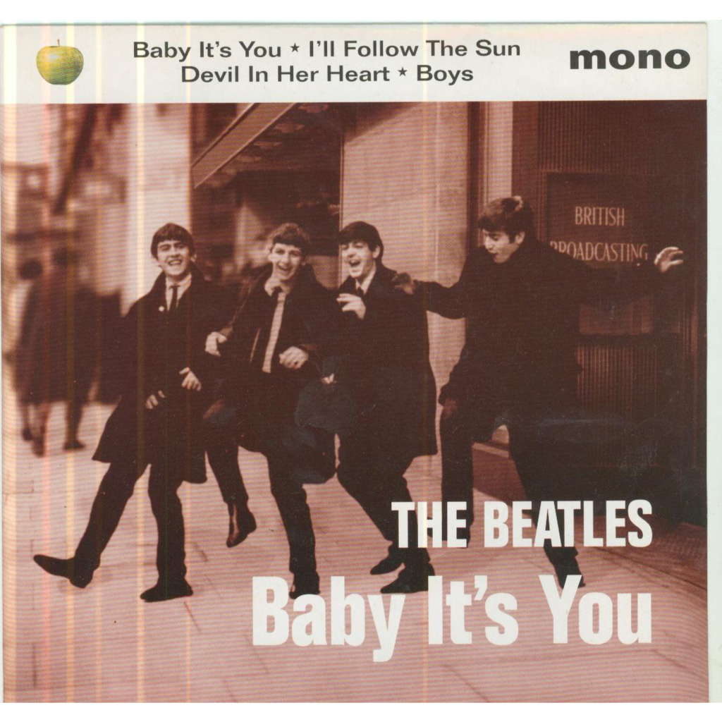 THE BEATLES Baby it's you/I'll follow the sun/Devil in her heart/Boys