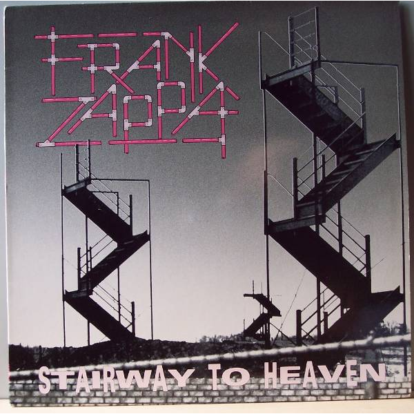 Frank Zappa Stairway To Heaven Records Vinyl And Cds