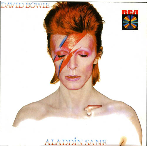 David Bowie - Aladdin Sane (first Cd Edition German)