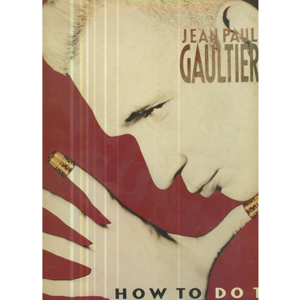 JEAN PAUL GAULTIER How To Do That - In A New Way (Remix) / (Video Mix)