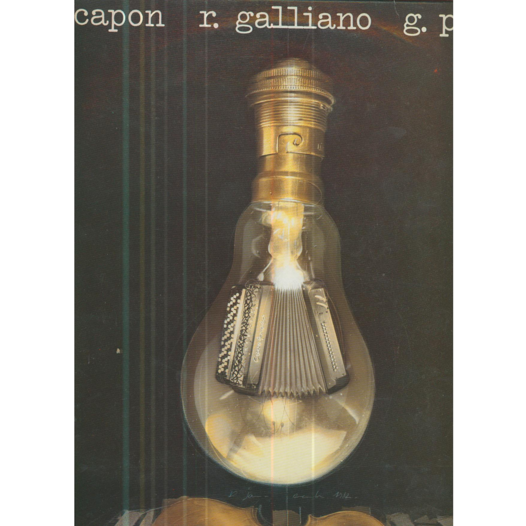 capon/galliano/perrin capon/galliano/perrin - SAME TITLE