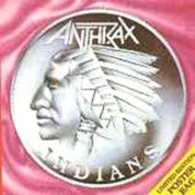 Anthrax - Indians / Sabbath Bloody Sabbath / Taint - Poster Sleeve