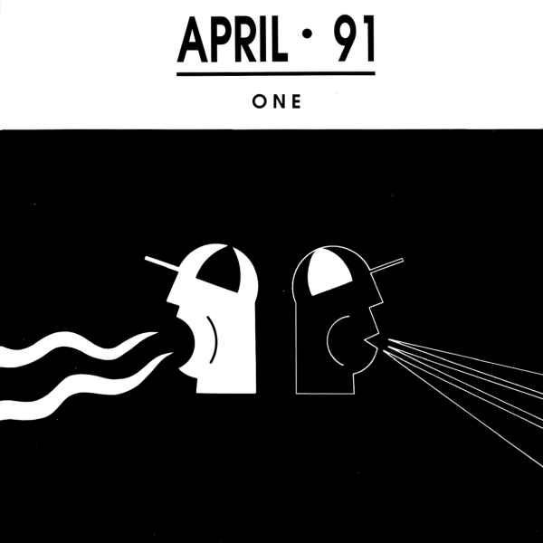 VARIOUS / DMC DMC - APRIL 1991 - ONE