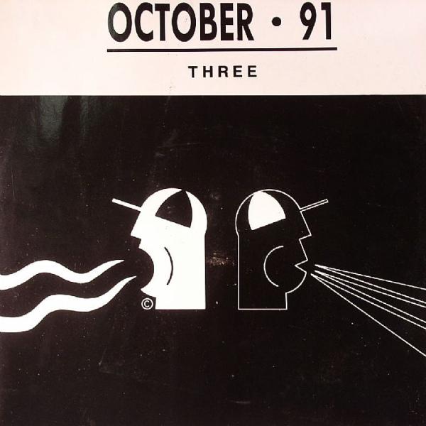 VARIOUS / DMC DMC - OCTOBER 1991 - THREE