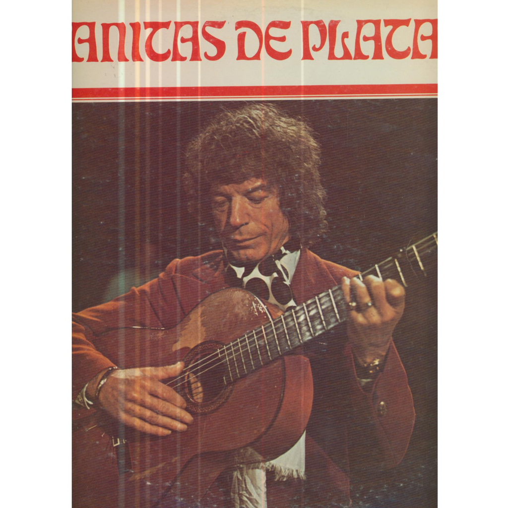 MANITAS DE PLATA THE ART OF THE GUITAR