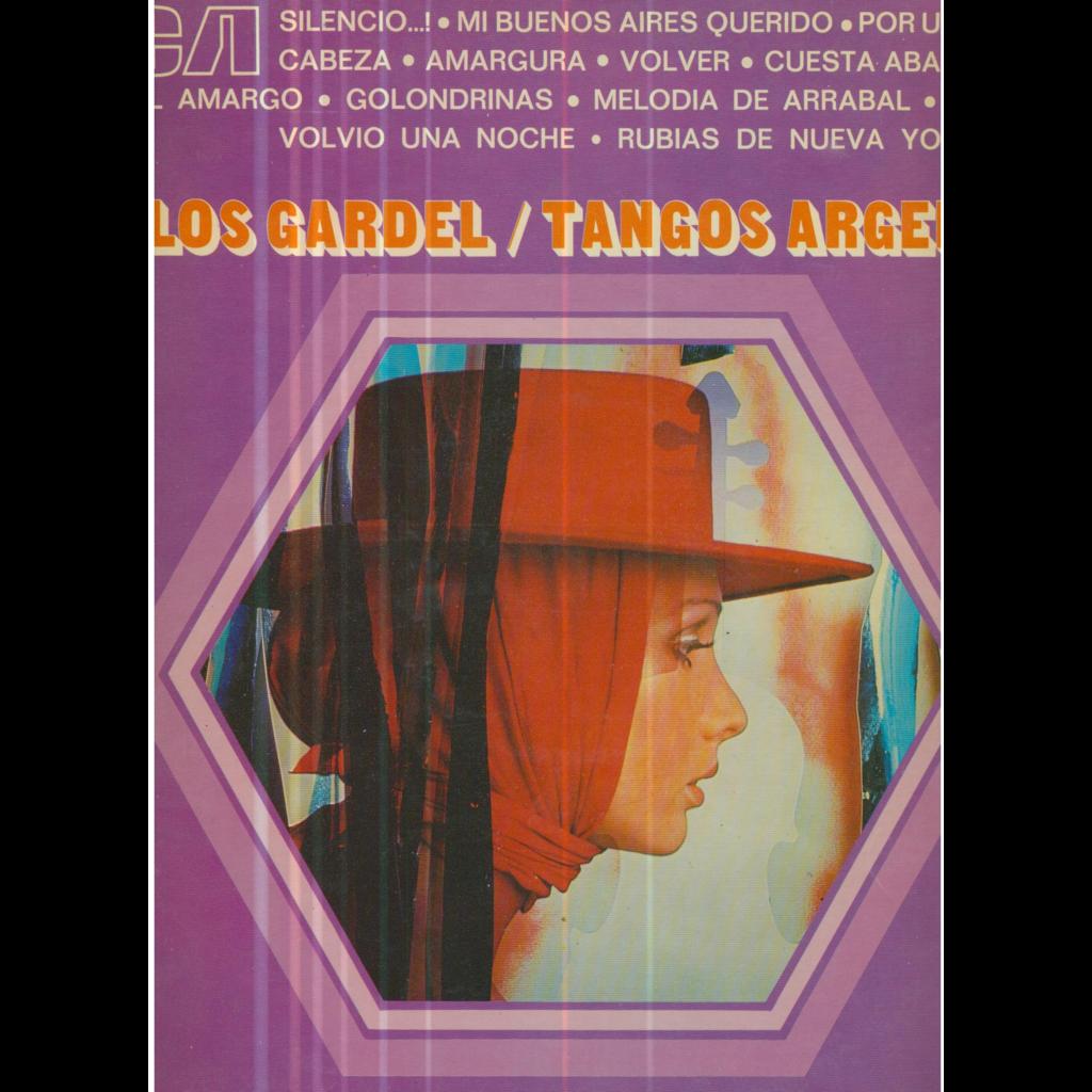 CARLOS GARDEL TANGOS ARGENTINS