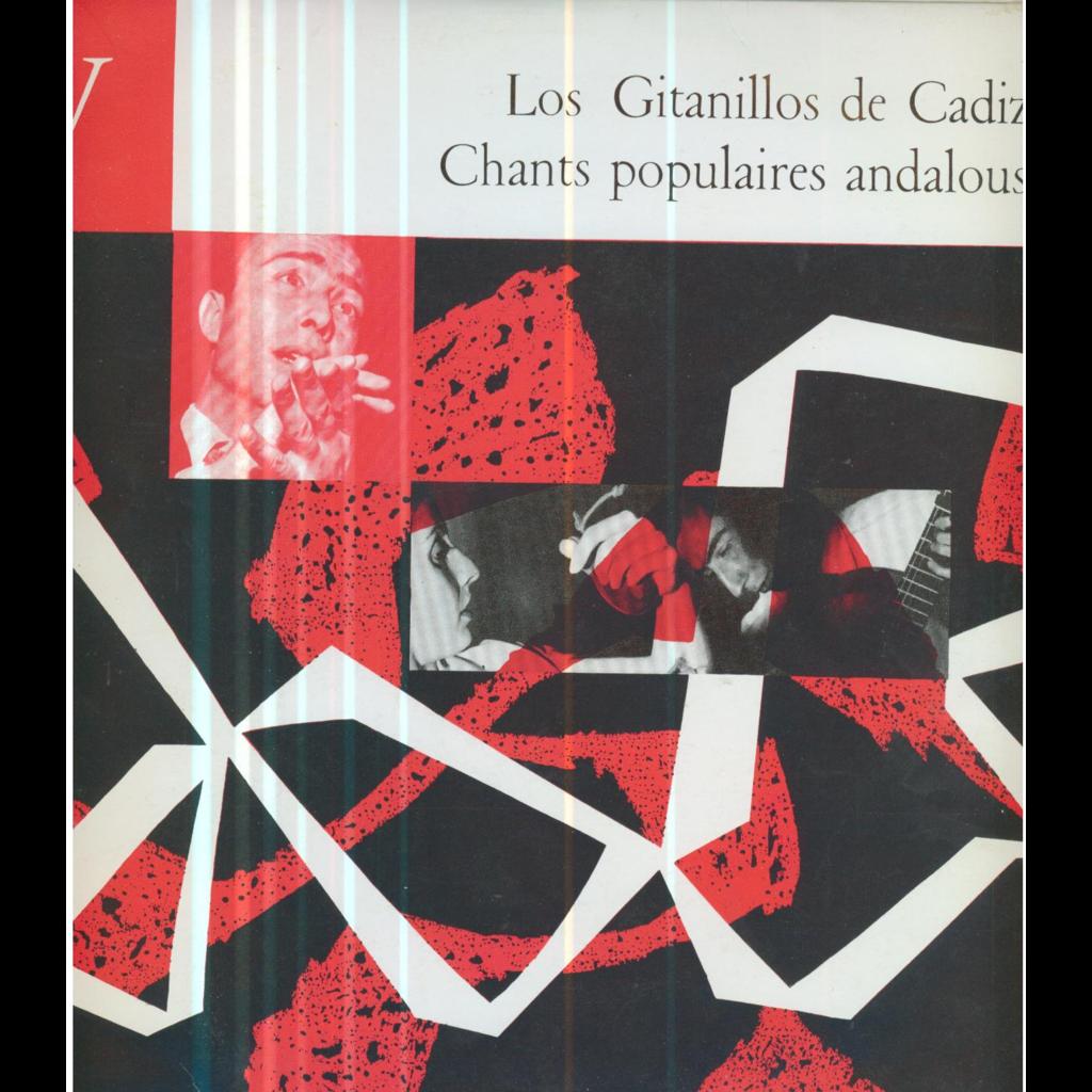 los gitanillos de cádiz chants populaires andalous