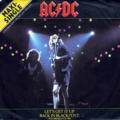 AC/DC - Let's get it up/Back in black(Live 81)/T.N.T(Live 81) - Maxi 45T