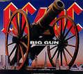 AC/DC - Cover you in oil/Love bomb/Ballbreaker - CD single