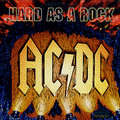 AC/DC - Hard as rock/Caught with your pants down - CD single