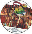 AEROSMITH - Angel(AOR remix)...(LP version)/Girl keeps coming apart - picture disc - Maxi 45T