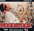 JIMI HENDRIX - Woodstock 25th anniversary(Fire/ Red house/ Star spangled/ Villanova junction) - CD single