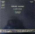 GERARD MANSET - La mort d'Orion  10 tracks - 33T