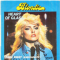 BLONDIE - Heart of glass/Fade away(And radiate) - 45T (SP 2 titres)