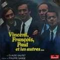 PHILIPPE SARDE - Vincent, François, Paul et les autres... - 33T