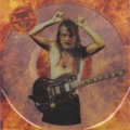 AC/DC - Highway to hell Bonnie intro(Live)/High voltage(Live) - picture disc - Maxi 45T