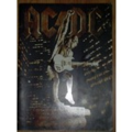 AC/DC - Stiff upper lip world tour -  24 page tour programme - Concert Program