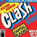 CLASH - I fought the law/Groovy times/Gates of the west/Capital radio - 45T (SP 2 titres)