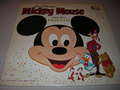 MICKEY MOUSE AND HIS FRIENDS - MICKEY MOUSE AND HIS FRIENDS - 33T